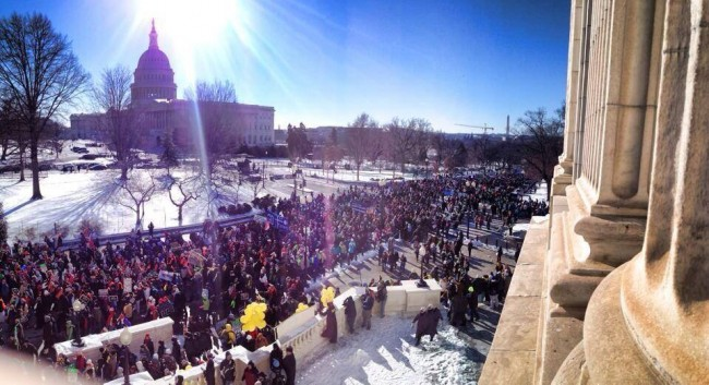 Foto: The March for Life