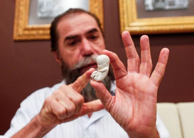 Luiz Bassuma, ex-deputado e autor do Estatuto do Nascituro. (Foto: Brunno Covello / Gazeta do Povo)