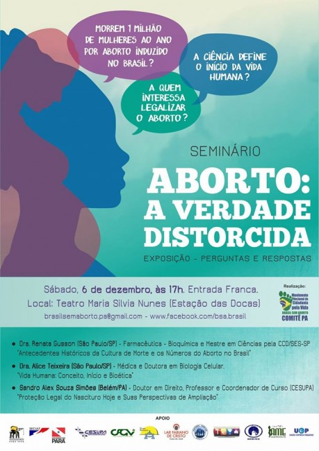 Brasil sem Aborto Pará