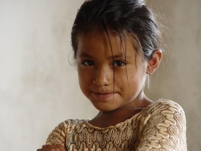 Número de meninas indianas em relação aos meninos é cada vez menor. (foto: freeimages.com)