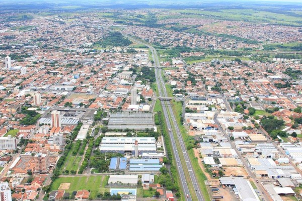Bauru (SP) (Foto: Prefeitura de Bauru).