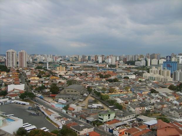 Santo André (SP) (Foto: Wikimedia).