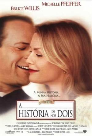 A historia de nos dois_capa DVD