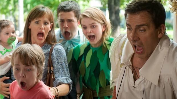 7 comédias para assistir em família