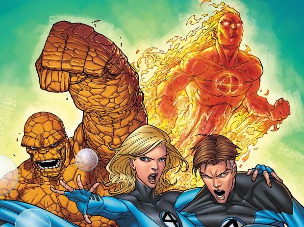 Coisa, Mulher Invisível, Senhor Fantástico e Tocha Humana (imagem: divulgação/Marvel.com)