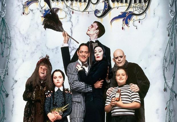 Sete famílias inesquecíveis do cinema