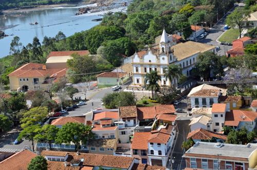 Centro Histórico. (Foto: divulgação/Prefeitura de Santana do Parnaíba)