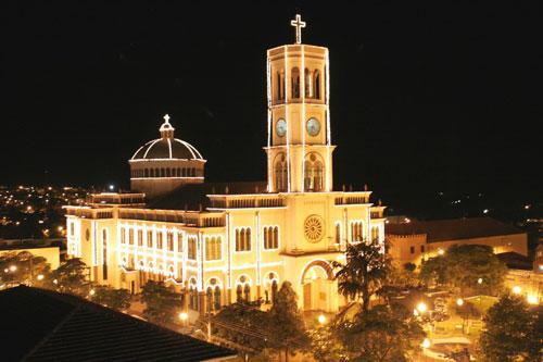 Catedral de Assis. (Foto: Divulgação/Diocese de Assis)
