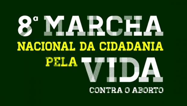 Marcha Nacional pela Vida protesta contra projeto do deputado Jean Willys