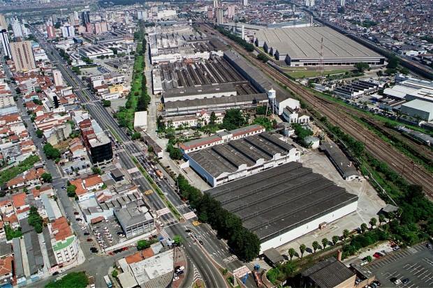 Fábrica da General Motors em destaque. (foto: GM do Brasil/Divulgação)
