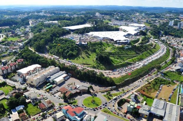 Festa da Uva. Fonte: Prefeitura Municipal de Caxias do Sul