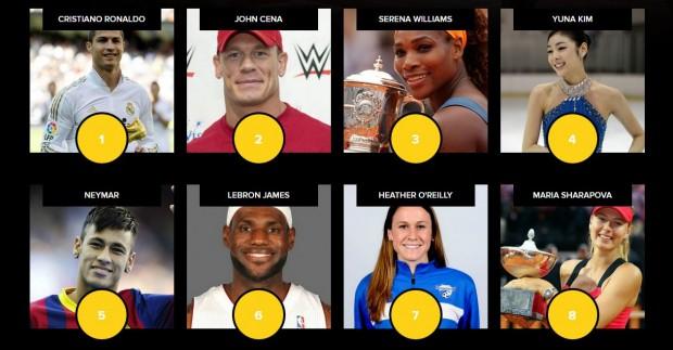 Crédito: divulgação/AthletesGoneGood.com