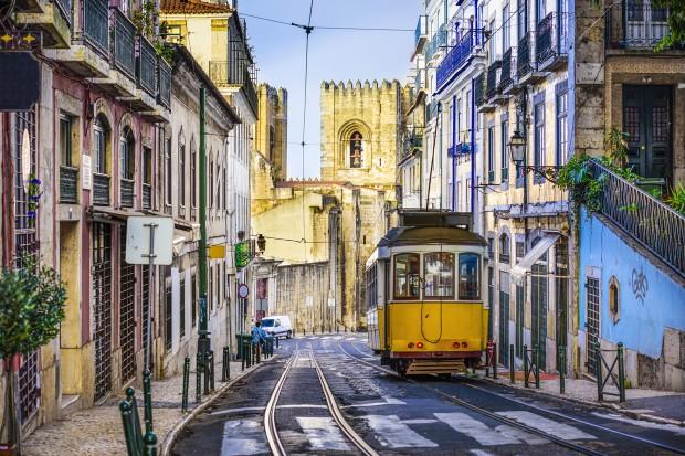 Lisboa. Crédito: Bigstock.