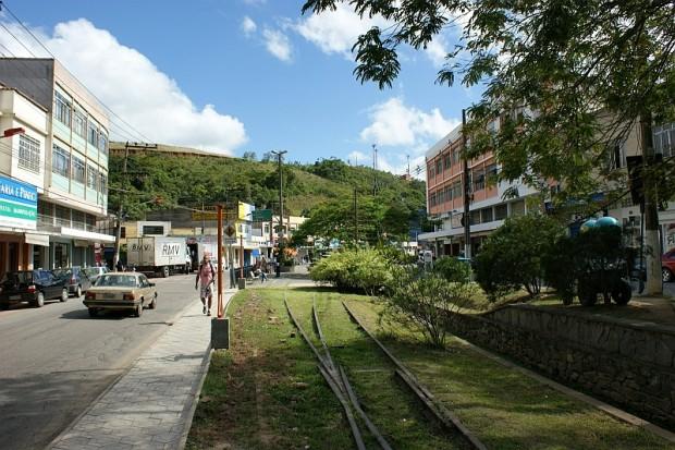 Centro de Miguel Pereira (foto: divulgação/UFRJ)
