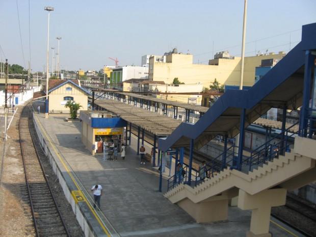 Estação de Trem de Nilópolis (foto: Wikimidia)