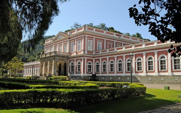 Museu Imperial (foto: divulgação/Governo Federal).