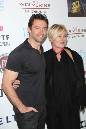 Hugh e sua esposa, Deb. Crédito: Bigtock.