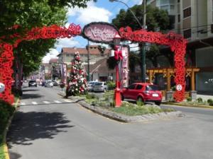 Crédito: Arquivo Pessoal - Natal 2012 em Canela