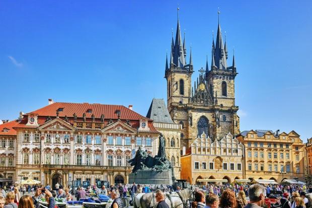 Igreja de Nossa Senhora, em Praga. Crédito: Bigstock