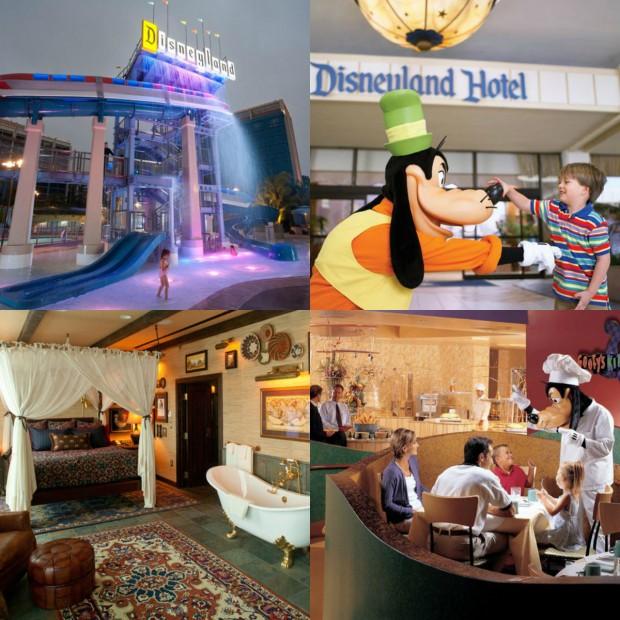 Disneyland montagem