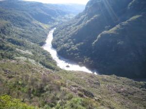 Crédito: Arquivo Pessoal - Canyon do Guartelá