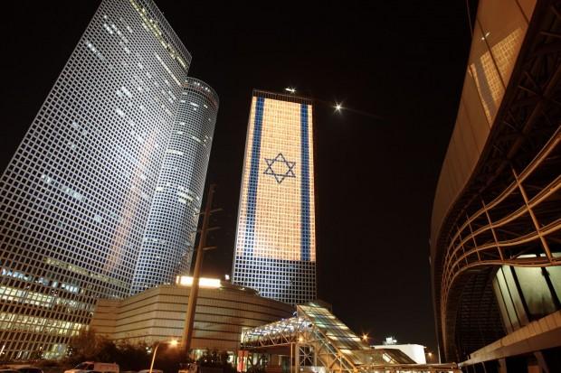 Centro de Tel Aviv. Crédito: Bigstock.