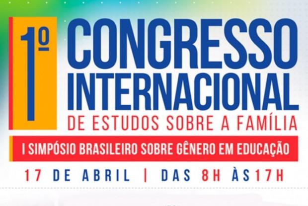 Brasil recebe pela primeira vez o Congresso Internacional de Estudos sobre a Família