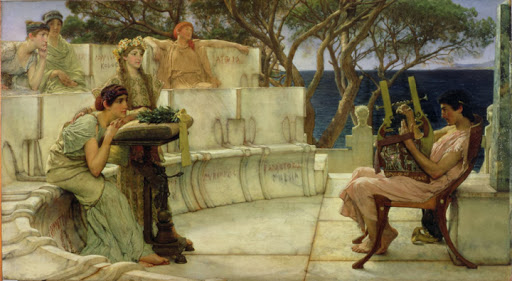 aedos -cantores-poetas itinerantes