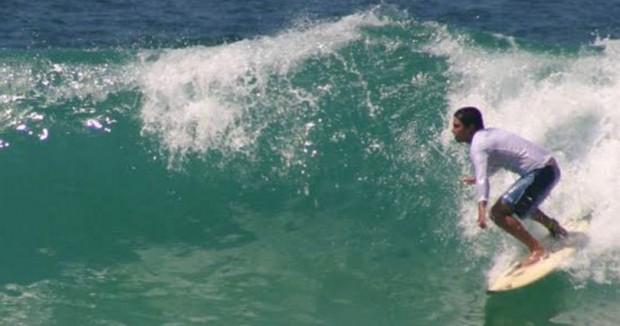 Guido Schäffer, o surfista carioca que pode virar santo