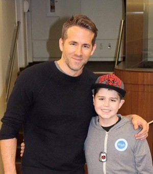 Ryan Reynolds/Facebook