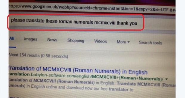 """Google agradece avó que escreveu """"please"""" e """"thank you"""" ao fazer uma busca"""