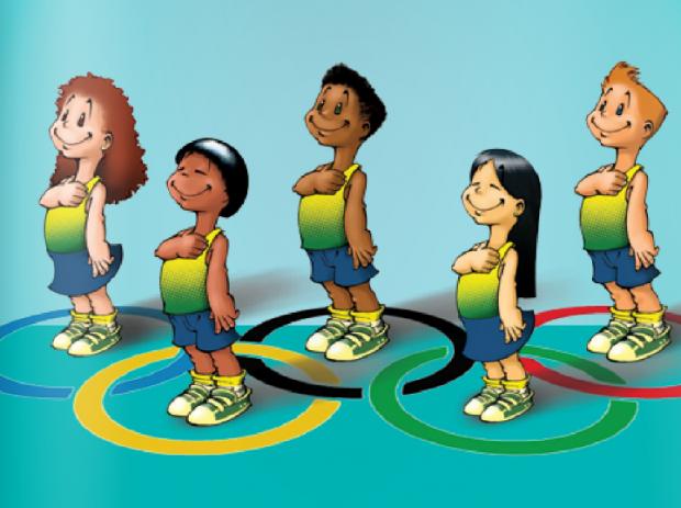 Cartilha alerta para exploração sexual e trabalho infantil durante as Olimpíadas