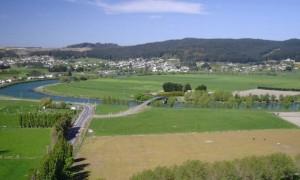 cidade pequena nova zelandia