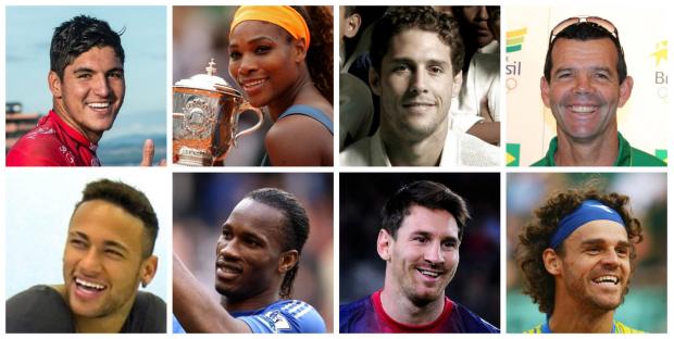 8 projetos criados por atletas engajados em causas sociais