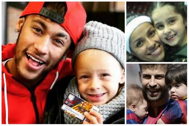 """10 atletas que são medalha de ouronas categorias """"ser pai"""" e """"ser mãe"""""""