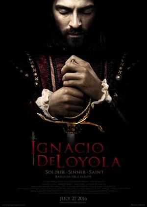 Ignacio de Loyola movie posterB