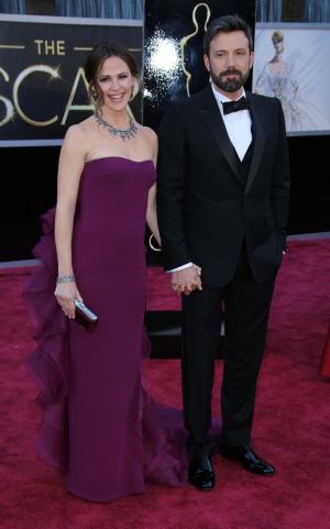 Jennifer e Affleck, em 2013. (foto: Bigstock)