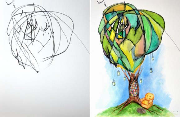 artist-turns-childrens-drawings-into-paintings-21