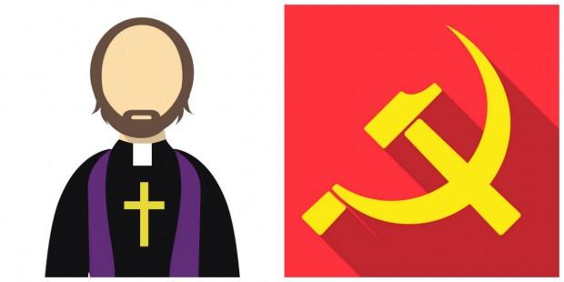 Bispo suspende padre que se candidatou a vereador pelo PC do B