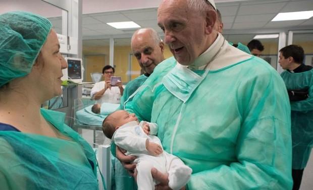 Foto: Facebook/Rádio Vaticano/Ansa