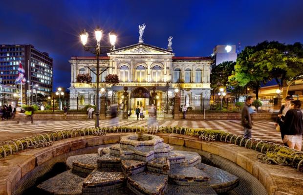 Teatro Nacional, em San Jose (foto: divulgação)
