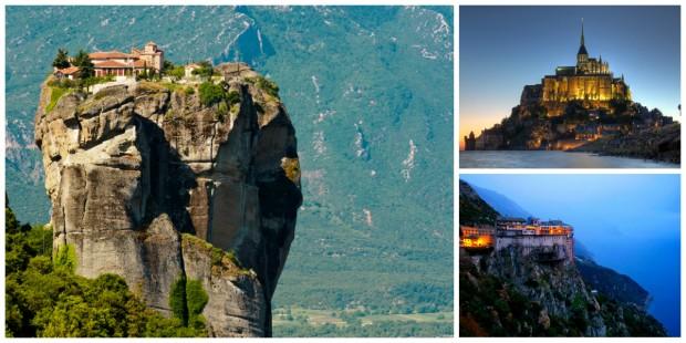 10 mosteiros incríveis que você precisa conhecer