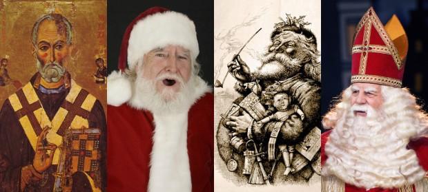 Conheça o verdadeiro rosto do Papai Noel