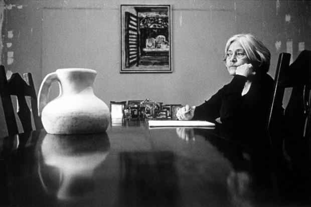 Adélia Prado, poetisa mineira. Foto: Divulgação/Bienal do Livro de Brasília