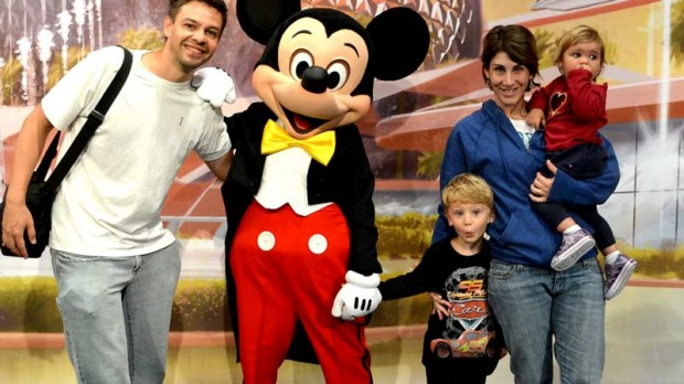 Ases a Bordo - Disney