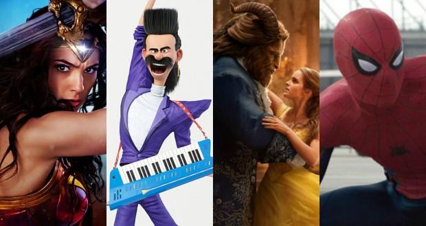 14 filmes para assistir com a família no cinema em 2017