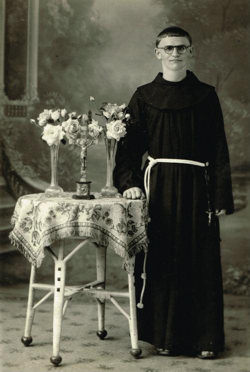 O frei Paulo. Foto: Arquidiocese de São Paulo.