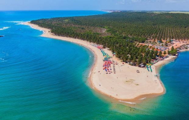 002 - Praia do Gunga