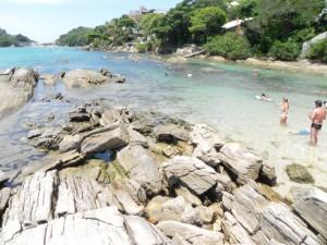 Arquivo Pessoal - Praia da Lagoinha - Bombinhas/SC
