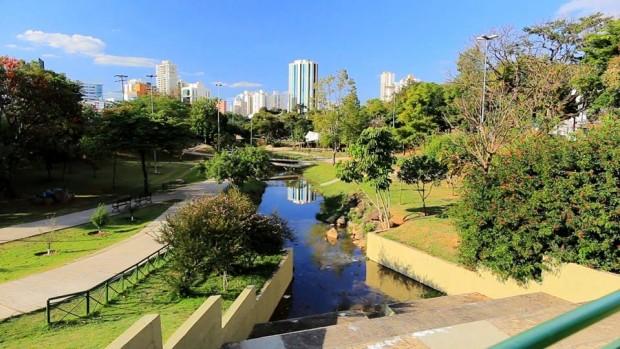 Parque do Campolin, em Sorocaba. (foto: divulgação/Prefeitura de Sorocaba).